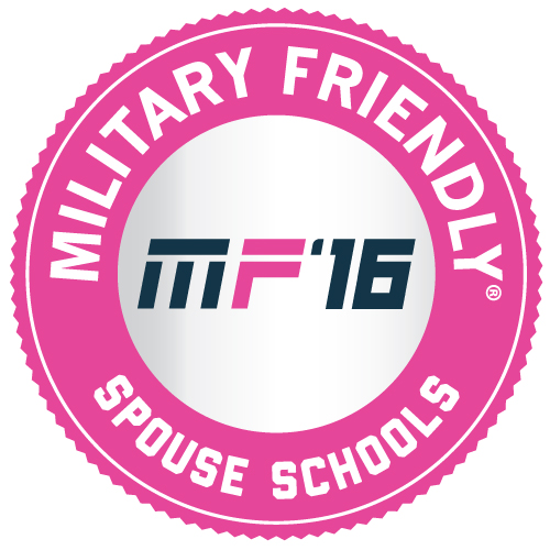 spouse military friendly logo